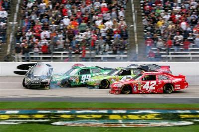 Texas AAA 500 Fantasy NASCAR Mid Pack Picks