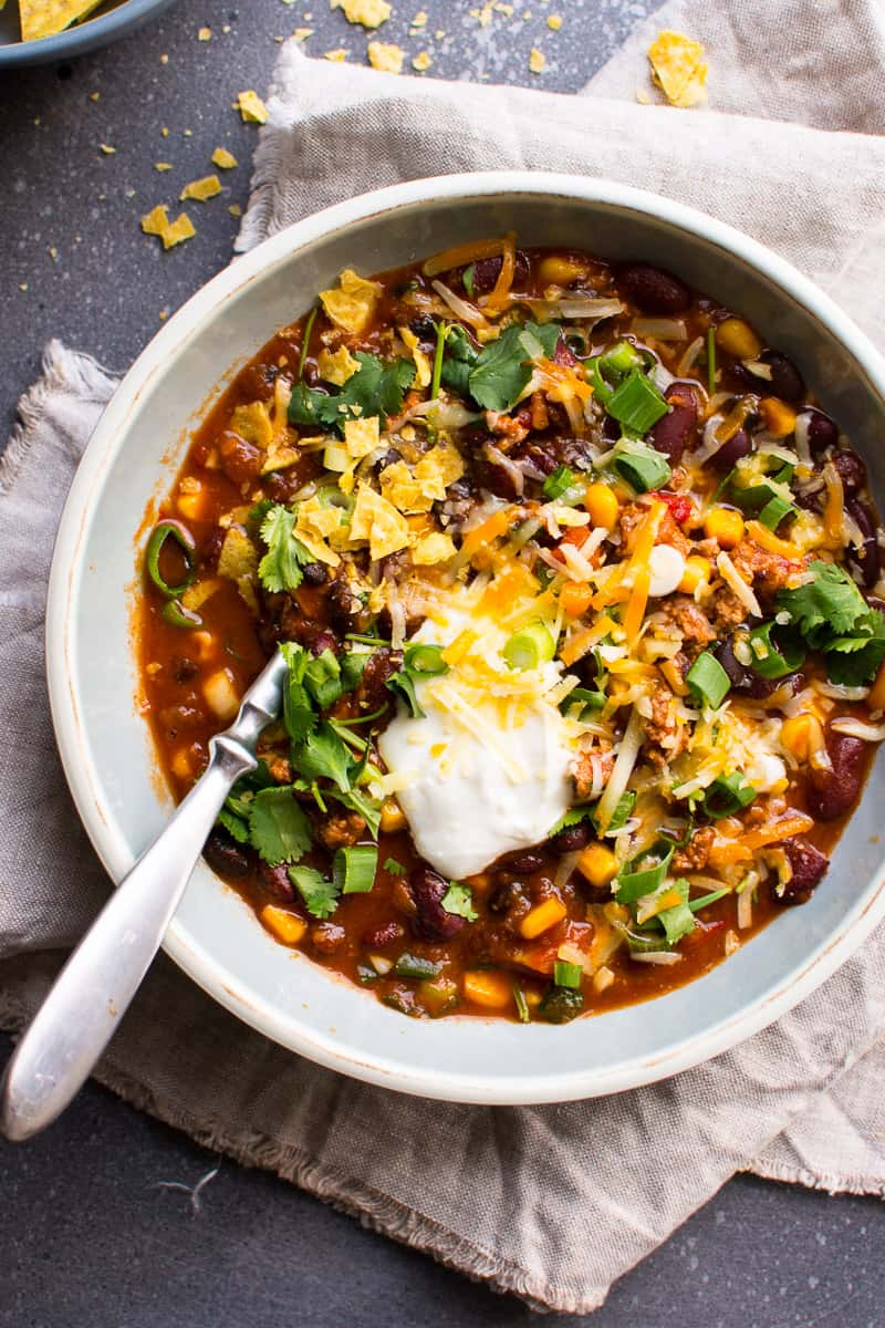 Prissy Manytips How To Instant Pot Chili Recipe Ifoodreal Healthy Family Recipes Cooking Ground Turkey Coconut Oil Cooking Ground Turkey From Frozen Easy Instant Pot Chili Recipe Ground Turkey Canned nice food Cooking Ground Turkey