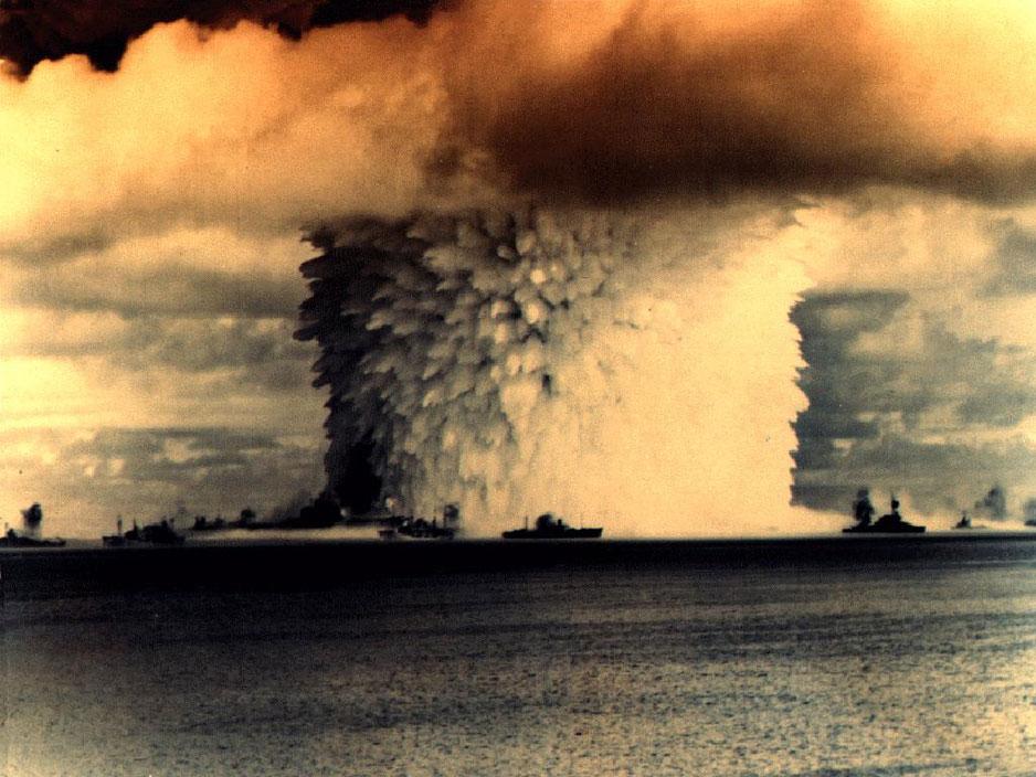 atomica bomba agua