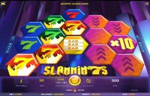 slammin 7 slot