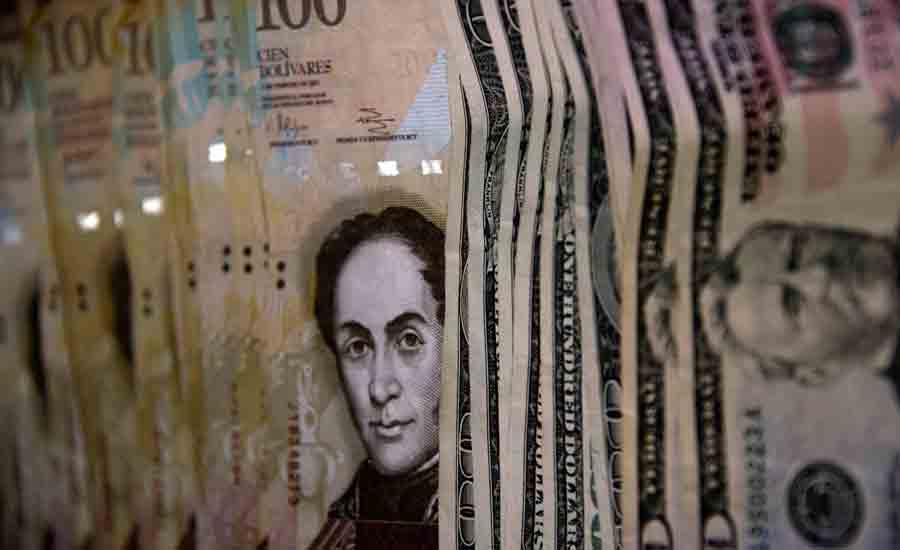 dolarizar economia venezuela inflacion dolar bolivar libre mercado