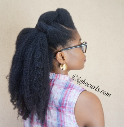 Avoid the following and Grow Your Natural Hair Long & Healthy