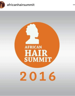 African Hair Summit 2016