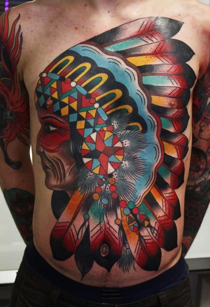 Chris Marchetto (Redemption Tattoo)