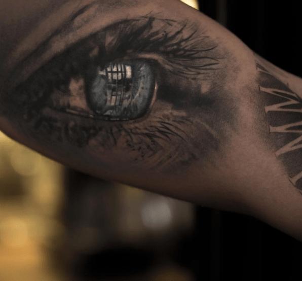niki23gtr - Sweden - Eye