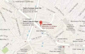 Teatro Rialto - III congreso GastroMarketing