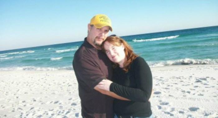 Joe and Nicole Dean, married 20 years