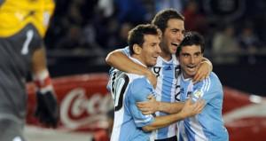 Argentyna pewnie zmierza na mundial