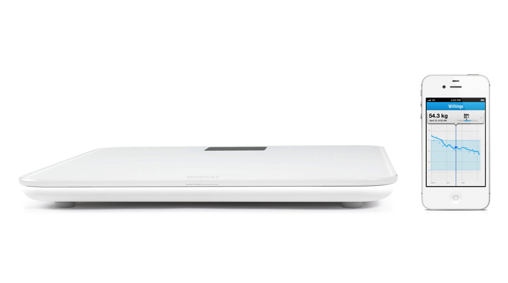 Withings WS 30 mit App