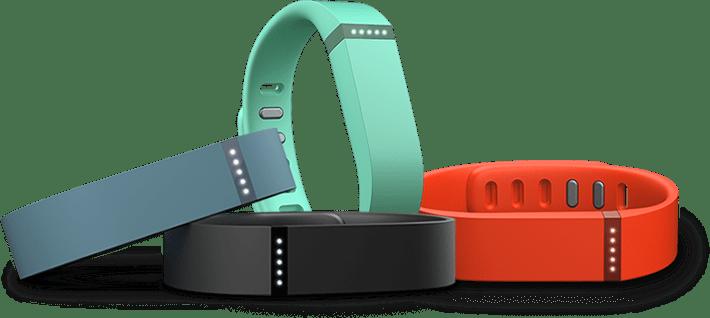 Fitbit Flex Activity Tracker colors