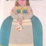 Кукла Баба на чайник своими руками