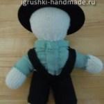 Как сделать куклу из перчаток своими руками