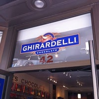 Ghirardelli Chocolate Shop (Now Closed) - Chocolate Shop in San Francisco