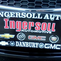Ingersoll Auto of Danbury   5 tips from 187 visitors     Photo taken at Ingersoll Auto of Danbury by Chris S  on 11 7