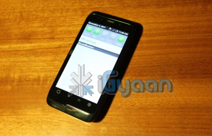 iGyaan Micromax A85 Superphone 35