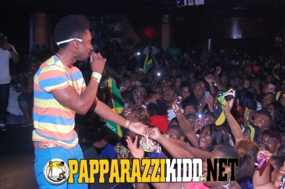 Christopher Martin at BBKING LIVE
