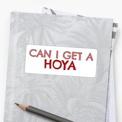 Neat Can I Get A Hoya By Lannaland Can I Get A Stickers By Lannaland Redbubble Can I Get A Hoya Meaning Can I Get A Hoya Song