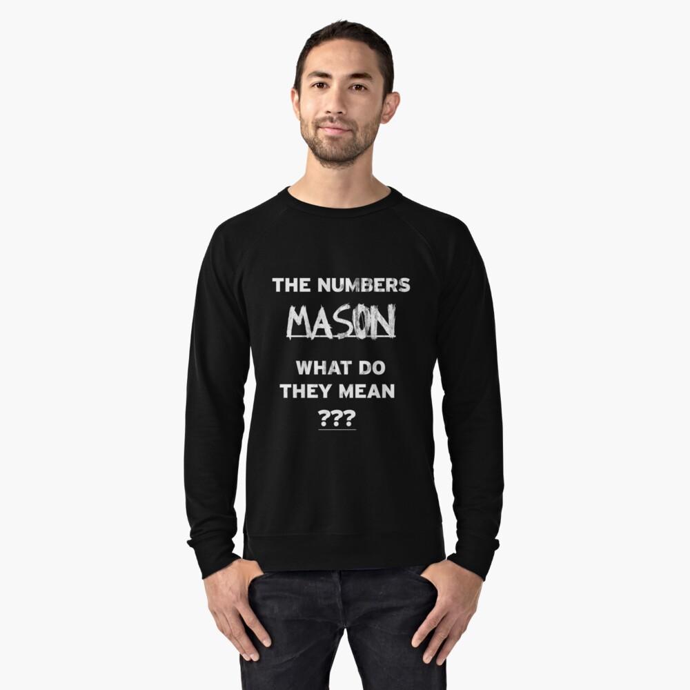 Fullsize Of The Numbers Mason
