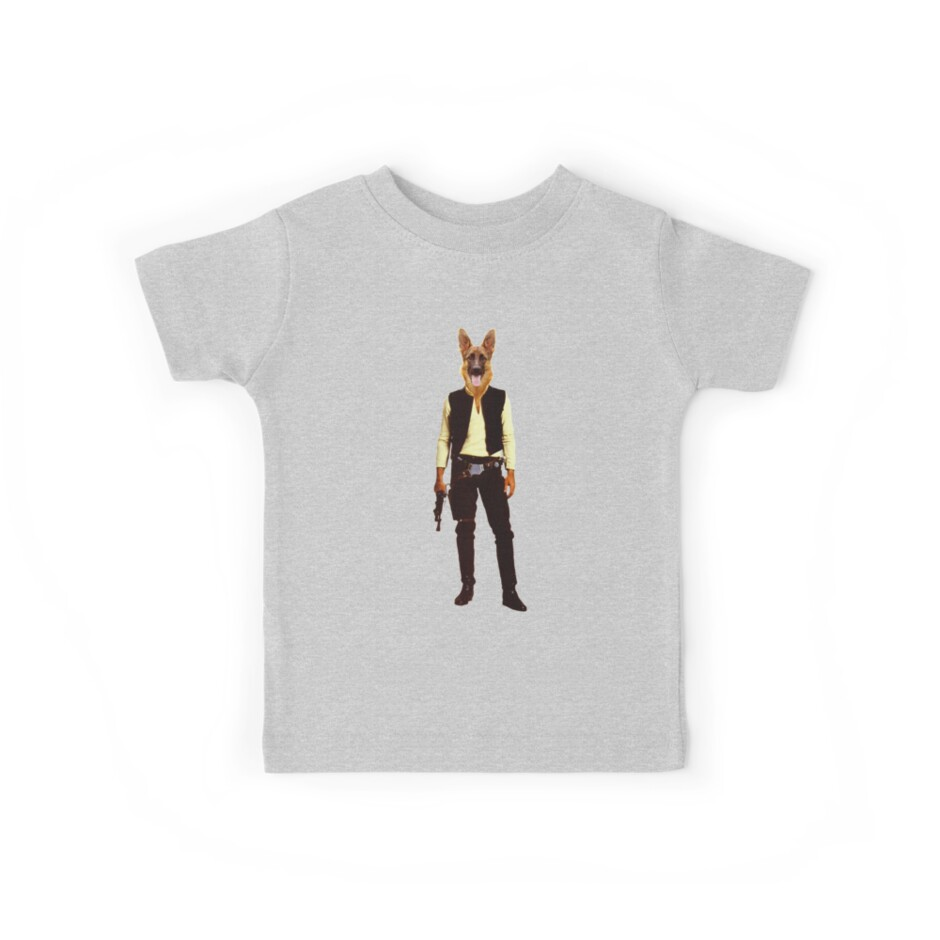 Divine Han Solo Star Wars Dog Han Solo Star Wars Kids Tees By Crunchyparadise Redbubble Star Wars Dog Leash Star Wars Dog Carrier bark post Star Wars Dog