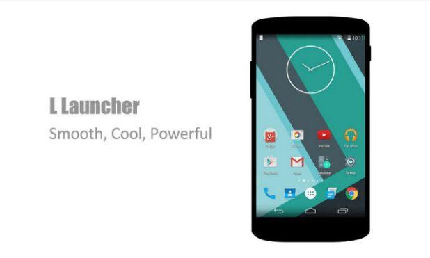 L Launcher Pro Lollipop apk