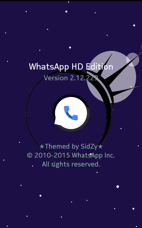 whatsapp hd