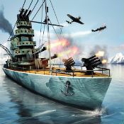 Naval Fury: Warship 3D