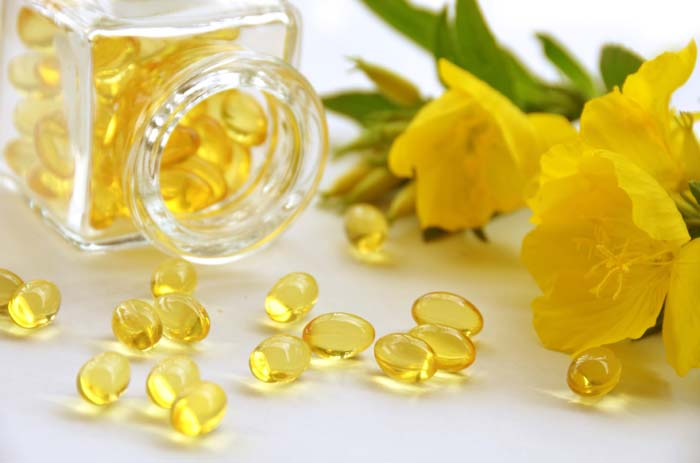 Does evening primrose oil clear acne evening primrose for Does fish oil cause acne