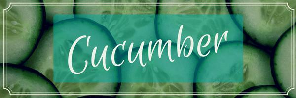 cucumber anti aging