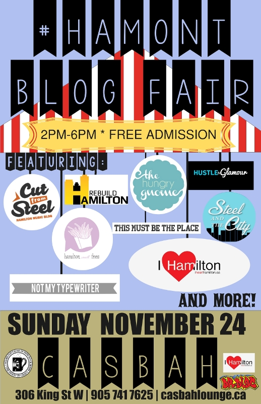 ANNOUNCEMENT: #HAMONT BLOG FAIR AT THE CASBAH
