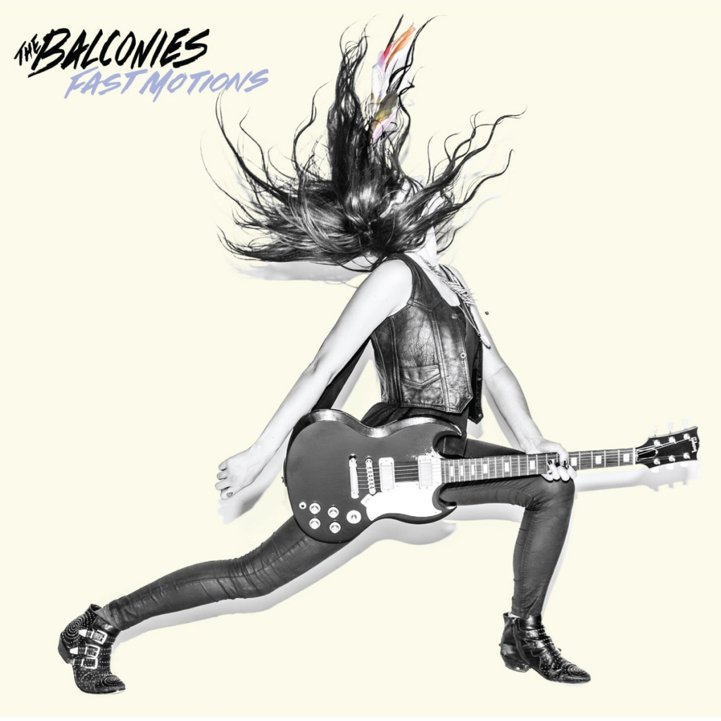 CONTEST: THE BALCONIES CD + TICKETS
