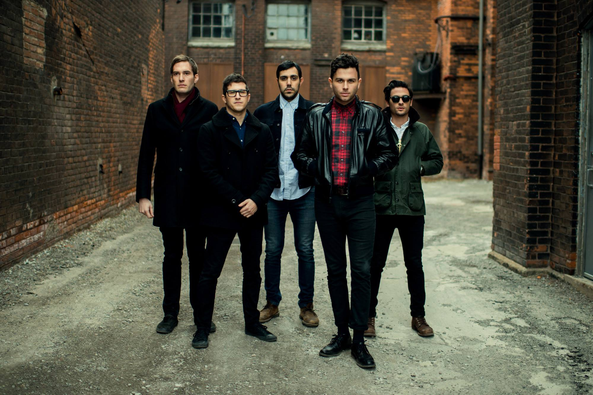 Arkells. Official photo.