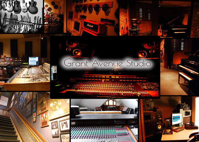 ICONIC HAMILTON RECORDING STUDIO CROWDFUNDS A RESTORATION