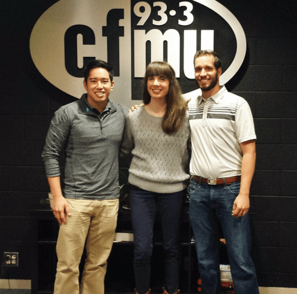 Kevin Huynh, Kristin Archer, Adam Clermont
