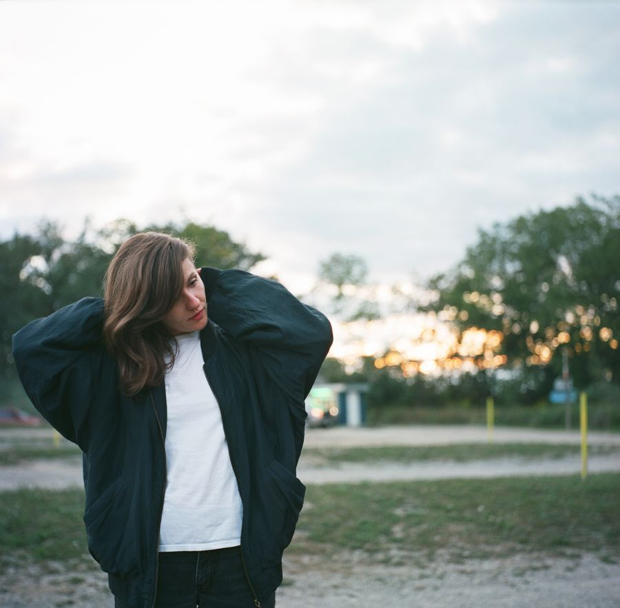 Jessy Lanza. Photo by Hollie Pocsai.
