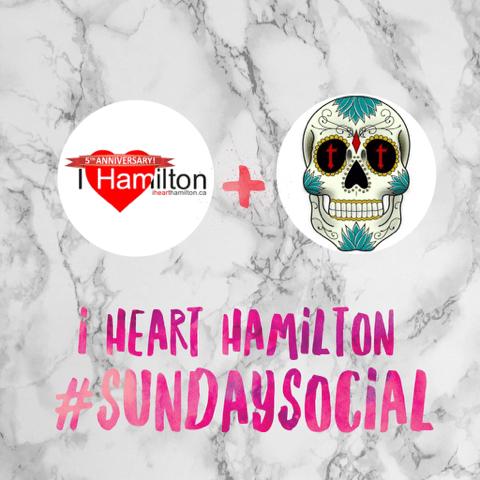 I HEART HAMILTON'S 5TH ANNIVERSARY + MEZCAL #SUNDAYSOCIAL