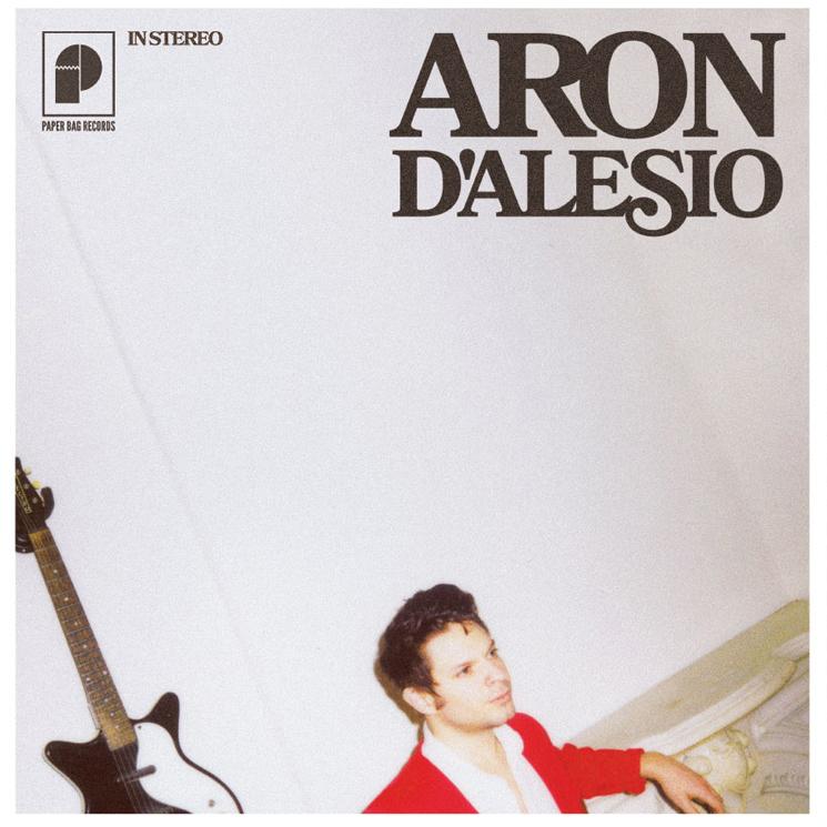Aron D'Alesio debut album