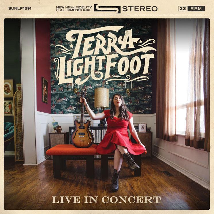 Terra Lightfoot - Live In Concert album