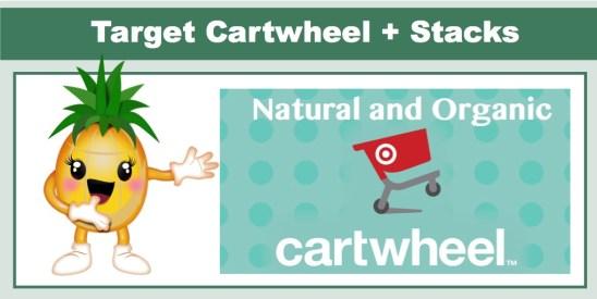 Target Cartwheel Offers Plus Stacks