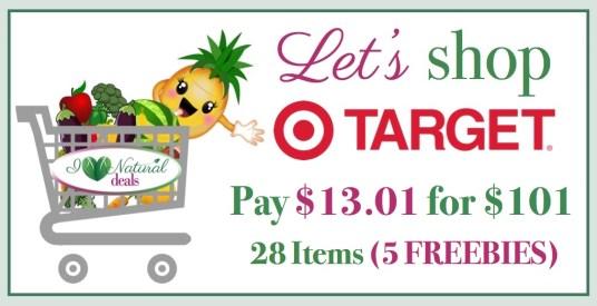 Lets Shop Target 82616