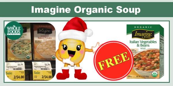 Imagine Organic Soup Coupon Deal