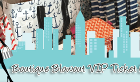 {Contest} Win VIP Tickets to Shop Local Raleigh's 2016 Boutique Blowout