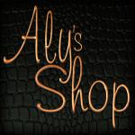 Aly's Shop logo