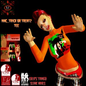 Trick Or Treat AD