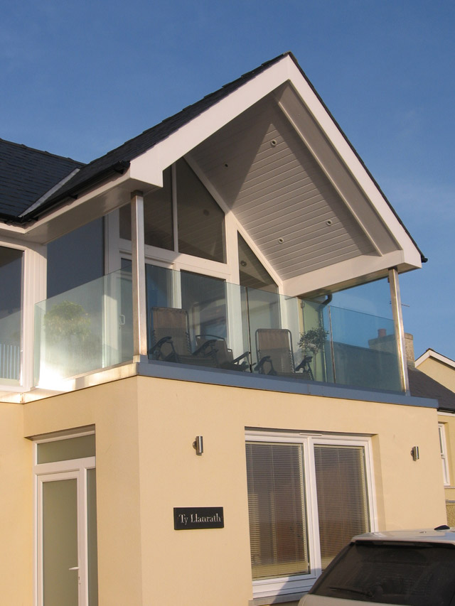House Build in Amroth Pembrokeshire