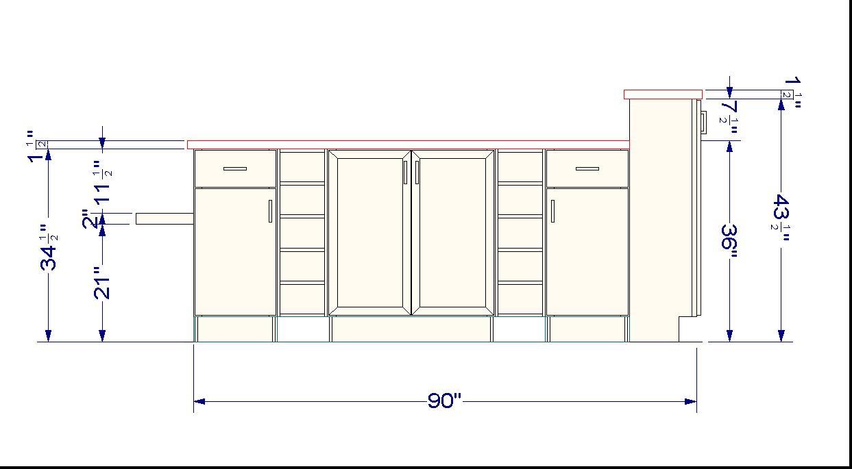 kitchen base cabinet height standard kitchen cabinet height Kitchen Corner Base Cabinet Dimensions