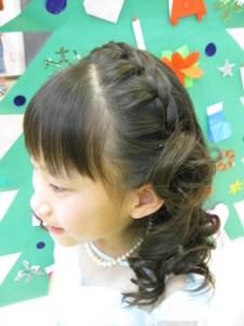子供 結婚式 髪型 人気 男の子 女の子、4