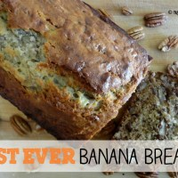 Recipe: Best Ever Banana Bread
