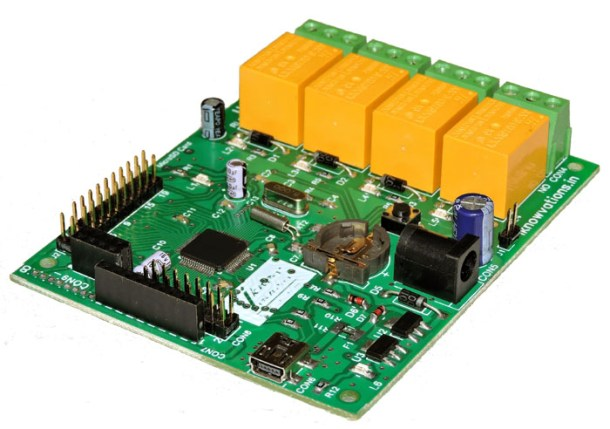 U69 usb daq and relay card from iknowvations.in
