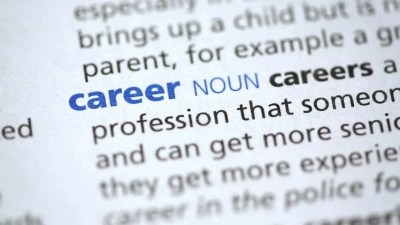 Definition Of Career Highlighted In The Dictionary Stock Footage Video 3538484 - Shutterstock