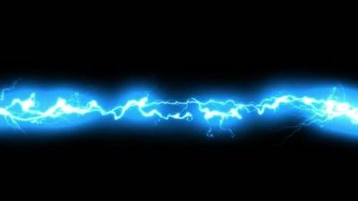 Lightning Sparks Effect - Black Background Stock Footage Video 11532971 - Shutterstock